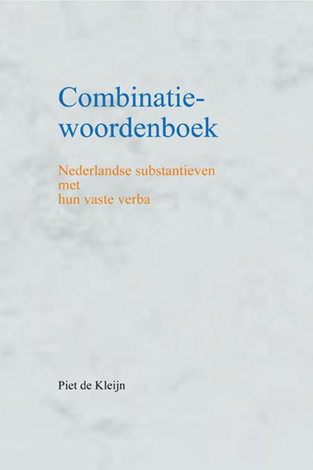 2014 Combinatie Woordenboek