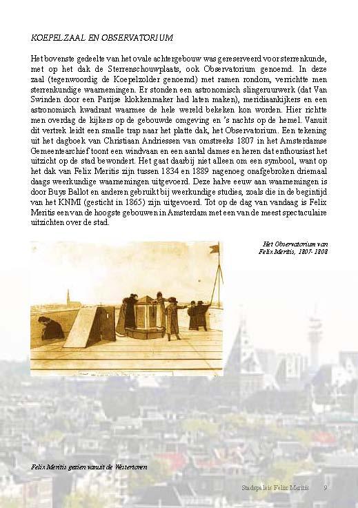 Felix Meritis folder 9