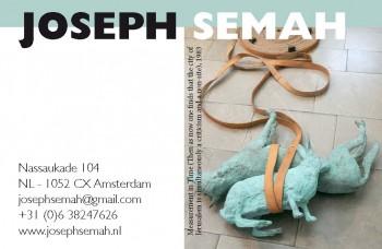 visitekaartje Joseph Semah