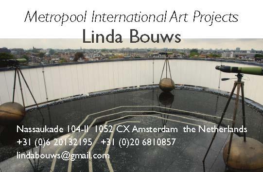 visitekaartje Linda
